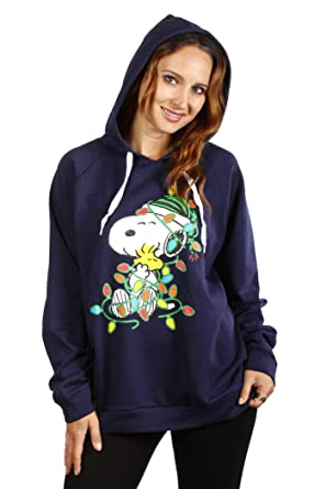 36800be8b8c Peanuts Snoopy Holiday Plus Size Hoodie