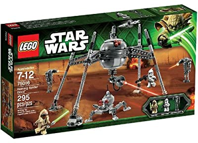 LEGO Star Wars Homing Spider Droid 75016