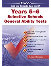 Excel Selective Schools and Scholarship General Ability Tests Years 5-6
