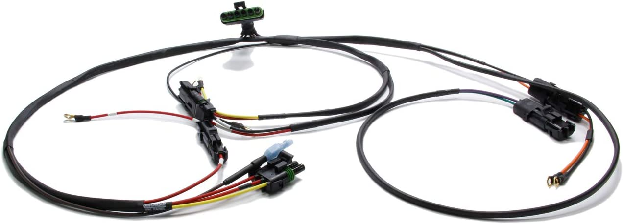 QuickCar Racing Products Wiring Harness Single Ignition w// 3 Whl Brake