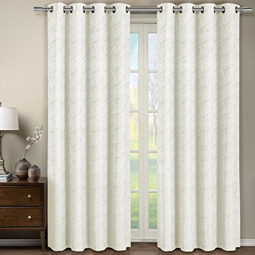 Off White Curtains: Amazon.com