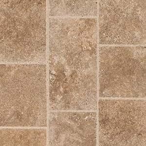 Pergo Presto Beige Tumbled Marble Laminate Flooring 8mm