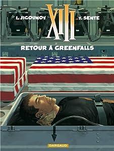 "Afficher ""XIII n° 22 Retour à Greenfalls"""