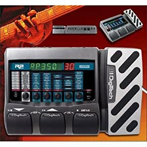 digitech rp350 guitar multi effects pedal standard musical instruments. Black Bedroom Furniture Sets. Home Design Ideas