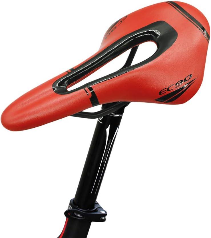 Child Slide Car Seat Cushion Ergonomics Design Suspension Gel Bike Saddle Cushion for MTB Mountain Road Bike seat EC90 Professional Bicycle Saddle