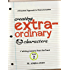 Creating Extraordinary Characters (Writing Lessons from the Front Book 2)