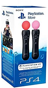 Sony PlayStation Move Motion Controller - Twin Pack For Playstation 4 / VR