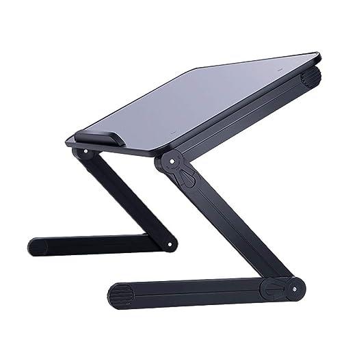 Hongyan Portátil Ajustable Portátil De Aluminio Escritorio/Soporte ...