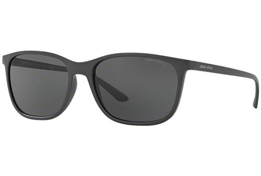 Amazon.com: Giorgio Armani ar8084 – 506087 anteojos de sol ...