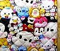 <Qキャラクター・キルティング生地>ディズニー・ツムツム (1パネル38)(カラフル)#15 (2018-2019)(キルティング キルト キャラクター キルティング生地 布 入園 入学 ピロル)クラフトシリーズの商品画像