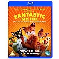 Fantastic Mr Fox [Edizione: Regno Unito] [Reino Unido] [Blu-ray]