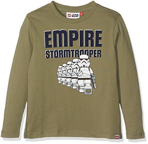 LEGO Star Wars TEO 656 T-Shirt (140, Brown) (Lego Star Wars The Complete Saga Droideka)