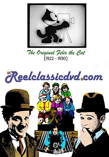THE ORIGINAL FELIX THE CAT (1922 - 1930) Cartoon Collection