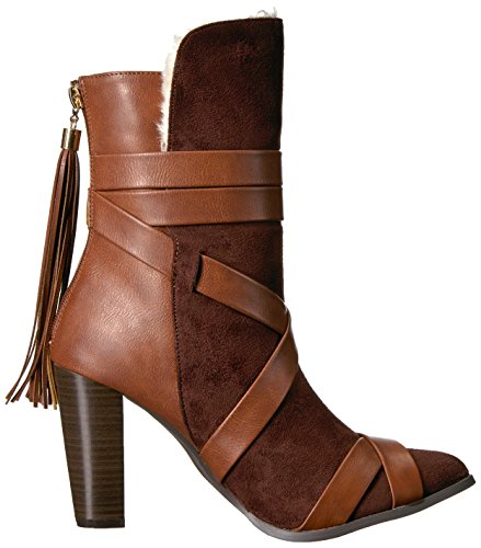 Women's Brown Boot Penny Loves Distressed Fashion Kenny Amp ExSq17qBw