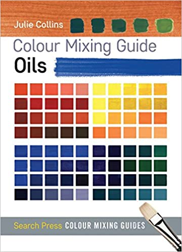 Colour Mixing Guide Oils Colour Mixing Guides Amazon