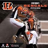 2019 Cincinnati Bengals NFL Team Wall Calendar
