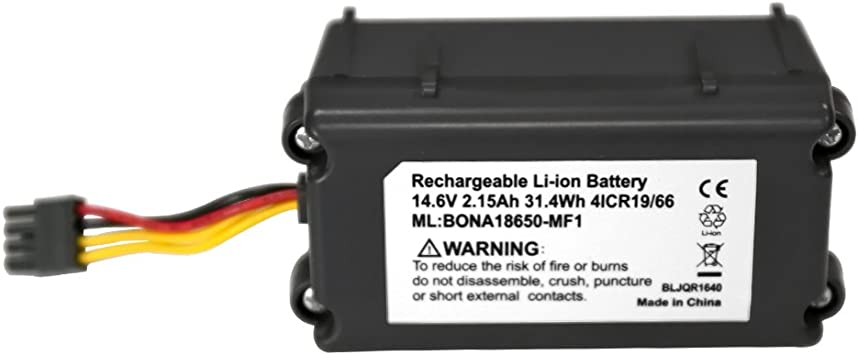 Batería para Aspirador Proscenic 790T: Amazon.es: Electrónica