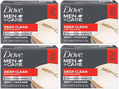 Dove Care Body Face Clean