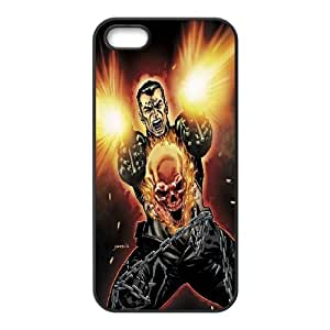 UNI-BEE PHONE CASE For Iphone 5c -Ghost Rider-CASE-STYLE 9
