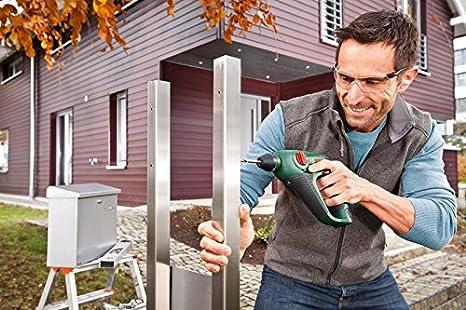 Negro 10.8 V Bosch Home and Garden 0 603 984 007 Herramienta multifuncional Verde 21.6 W