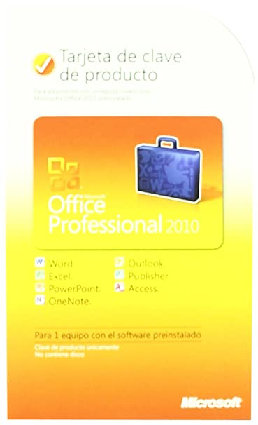 Paid by credit card microsoft office publisher 2010