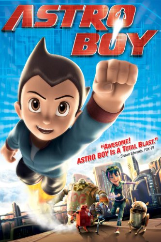 Astro Boy (Samuel L Jackson Hold On To Your Butts)
