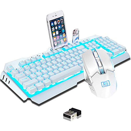 Rechargeable Keyboard and Mouse