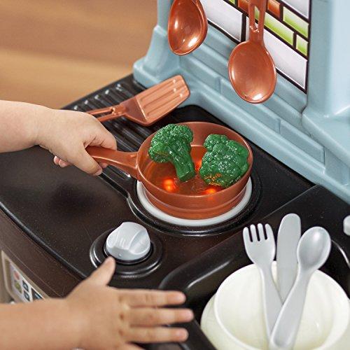 51OBkTYslYL - Step2 Best Chef's Toy Kitchen Playset
