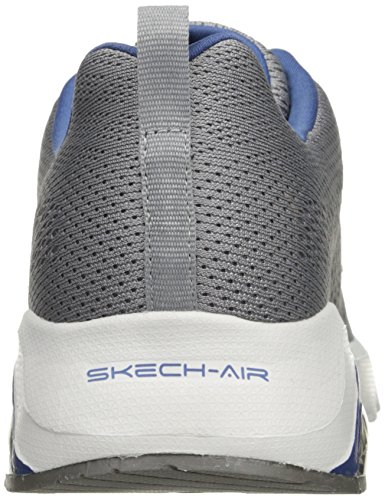 Natson Navy Skech Men Fashion Extreme Gray Light Air Skechers Sport xzqwXX