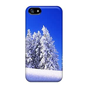 New Cute Funny Winter Case Cover/ Iphone 5/5s Case Cover