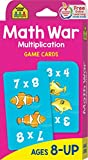 ISBN: 0887432875 - Math War Multiplication Game Cards