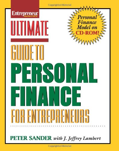 Ultimate Guide to Personal Finance for Entrepreneurs PDF