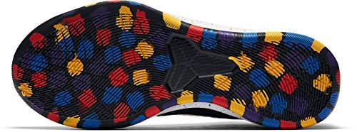 da 001 Black Nike Kobe Multi Color Multicolore Fitness Mm Uomo Ad Scarpe xqI7P1