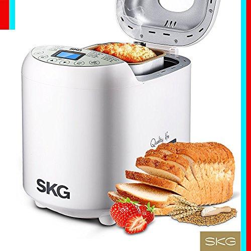SKG Automatic Bread Machine 2LB ...