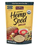 Nutiva Shelled Hempseed ( 1x8 OZ) ( Multi-Pack)