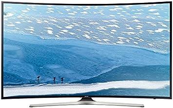 Samsung - TV led Curvo 49 ue49ku6100 uhd 4k, 1400 hz pqi y Smart TV: Amazon.es: Electrónica