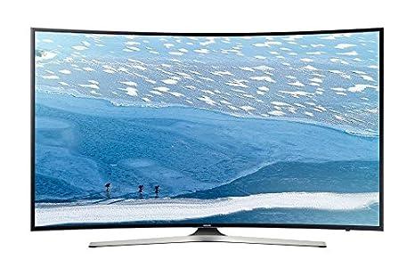 45e5681ea47 Samsung UE55KU6100 Smart Curved 4K Ultra HD HDR  Amazon.co.uk  Electronics