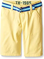 Tommy Hilfiger Boys' Chester Twill Short