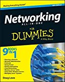 img - for Networking All-in-One For Dummies book / textbook / text book