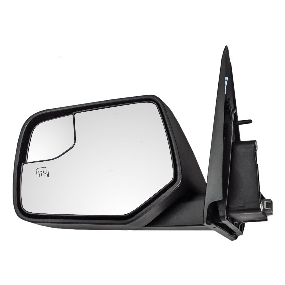 Amazon Com Drivers Power Side View Mirror Heated Blind Spot Glass Textured Replacement For Ford Mercury Suv Alz  Ca Automotive