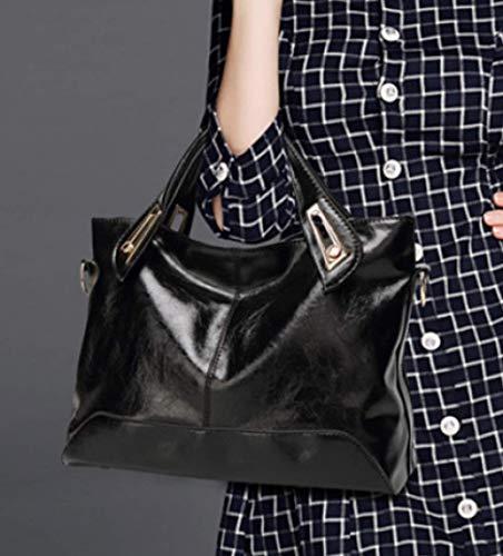 A Di Black Borse Borse XZWSJB Tracolla A Grande Borse Da Donna A Borse Tracolla Tracolla Capacità Eleganti OffPqa