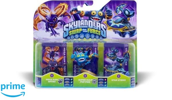 ACTIVISION Skylanders Swap Force Magic - Lote de Figuras ...