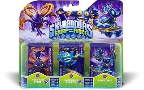 ACTIVISION Skylanders Swap Force Magic - Lote de Figuras ...