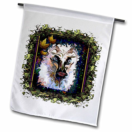 mimulux Fantasy - PAN god greek mythology greece mythic myth olymp gods nature shepherds faunus - 18 x 27 inch Garden Flag (fl_21761_2)