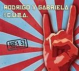 Rodrigo Y Gabriela: Area 52 (Audio CD)