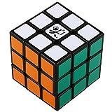 Dayan 3x3x3 Zhanchi Speed Magic 5V Puzzle Cube, Black