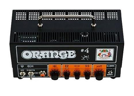 Orange Signature #4 Jim Root Terror Guitar Amplifier Head on
