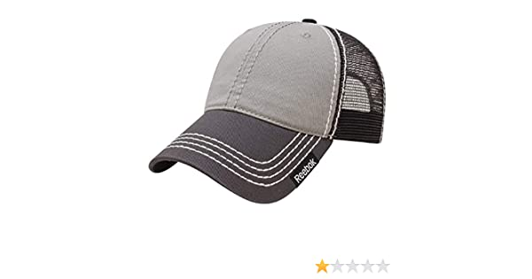 8c033c2dab2 Amazon.com  Reebok Truckers Stitch Cap  Sports   Outdoors