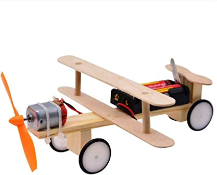Exploring Kid baby toy gift Electric motor model scientific experiment game 1set