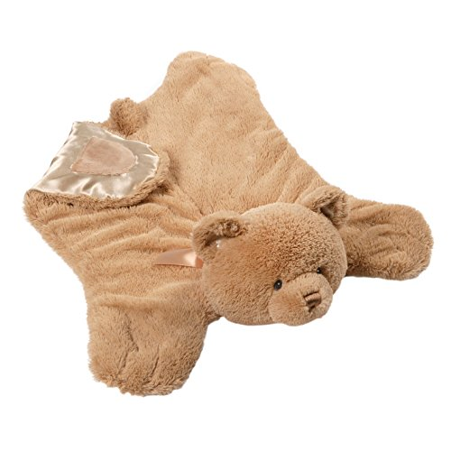 1st Baby Blanket (Gund Baby My First Teddy Comfy Cozy Blanket)
